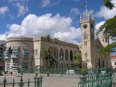 Parliament Buildings, Bridgetown, St. Michael, Barbados  --  (by roslyn.russell, @flickr)