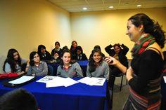 Taller de Prevención de Bullying en dependencias de Diario El Centro  25 de Abril