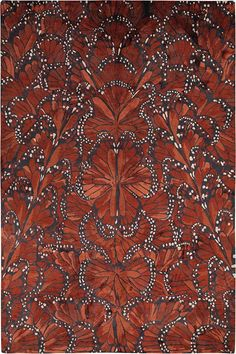 Monarch Fire - Bright rugs - Contemporary Rugs - Shop Collection The Rug Company