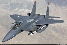 F-15E.
