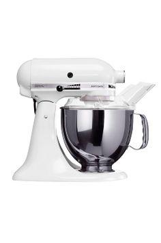 KitchenAid KitchenAid Artisan -yleiskone Valkoinen (5KSM150PSEWH)