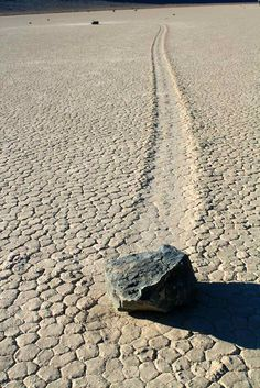 The Racetrack, Death Valley, CA