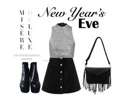 """""""Untitled #63"""" by leticiaspenner ❤ liked on Polyvore featuring Topshop and CÉLINE"""