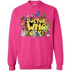 Doctor Who Rocks T-Shirt