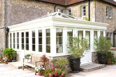 Garden room decking Conservatory, Orangery, Garden Room, the perfect complement to your home