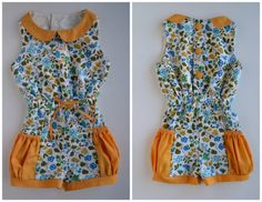 As part of the FLIP this Pattern series at Frances Suzanne , I've switched up another pair of Bubble Shorts from Elegance & Ele. Toddler Sewing Patterns, Baby Patterns, Sewing Ideas, Sewing Projects, Toddler Girl Outfits, Kids Shorts, Diy For Girls, Sewing Techniques, Tank Dress