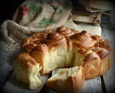 A Kingdom for a cake: Daring Baker's Challenge. Serbian Festive (Easter bread)