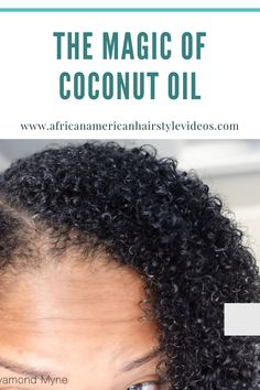 When talking about hair care, the magic of coconut oil cannot be neglected. Natural Hair Growth, Natural Hair Styles, Carrier Oils, About Hair, Classy Dress, Coconut Oil, Hair Care, Magic, Smart Dress