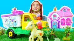 Новое видео для ДЕВОЧЕК: как заплести косу? Свинка Пеппа и друзья NEW!!!