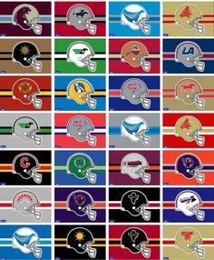 Nfl Football Helmets, Pro Football Teams, Custom Football, Football Memes, World Football, Vintage Football, Football Cards, Canadian Football League, American Football League