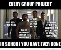 This is way too accurate lol! @Tiffany Everett Lea is the one doing 99% and I'm the one acting like I'm helping lol