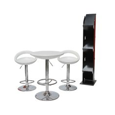 Jupiter Package White  This modern package, creates a simple and bold design that will compliment any stand that you may be at. One of our most popular packages. You will never go wrong with our Jupiter package.
