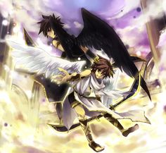 Kid Icarus uprising - Pit, Dark Pit
