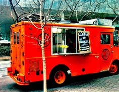 The Mud Truck...amazing coffee in NYC