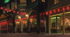 Studio Ghibli Stills - Spirited Away - 1920x1024 - Album on Imgur