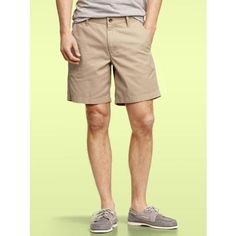 Gap Khaki Men's shorts >> $7.99 because they are 80% off today!