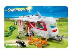 PLAYMOBIL SUMMER FUN 5434 CARAVANE