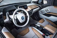 2015 BMW i3 | Interior Design