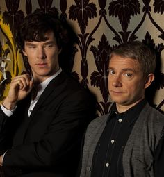 Are You More Like Sherlock Holmes Or John Watson?