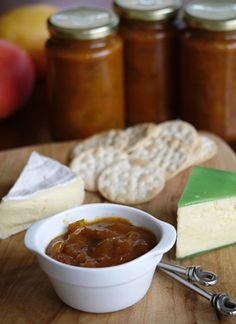 Curried Mango Chutney - Julie Goodwin recipe