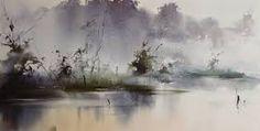 Resultado de imagen para ilya ibryaev watercolor