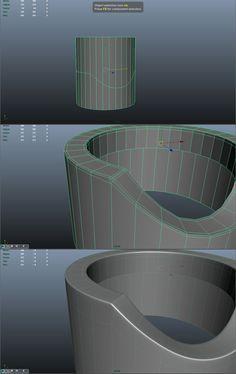 FAQ: How u model dem shapes? Subd mini-tuts AKA USE THE RIGHT AMOUNT OF GEO - Page 232 - Polycount Forum