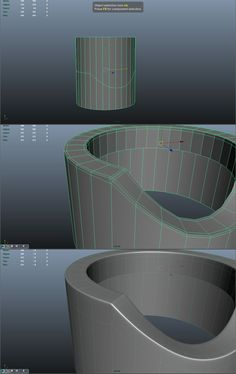 FAQ: How u model dem shapes? Subd mini-tuts AKA USE THE RIGHT AMOUNT OF GEO - Page 232 - Polycount Forum