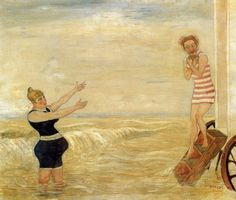 James Ensor - The Call of the Siren