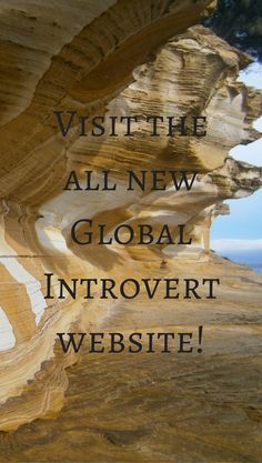 Global Introvert is a blog for introverts that are - or want to be - travellers.