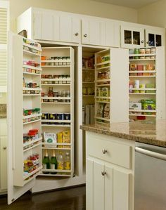 Pantry Shelving Units for Smart Home Storage | Home Interiors