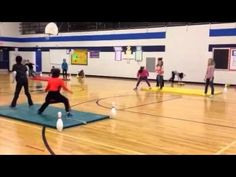 PE Games - Monster Ball - Fun throwing activity for Phys Ed ...