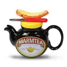 Tea & toast with Marmite, you either love it or hate it!