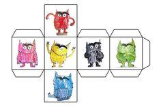 Thema Het Kleurenmonster: SEO/Emoties algemeen Emotions Preschool, Feelings Activities, Color Activities, Colors And Emotions, Feelings And Emotions, Art Education Lessons, Kids Education, Feelings Chart, Primary School Art