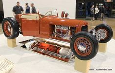 2014 America's Most Beautiful Roadster Grand National Roadster Show T-Bucket Pomona