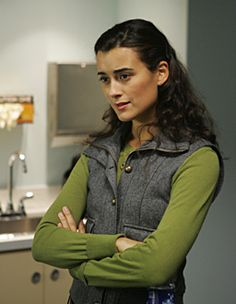 Cote De Pablo, an awesome actress from NCIS