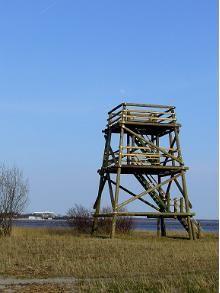 Vana-Pärnu Bird Watching Tower