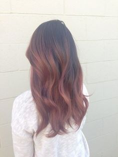 Rose Gold Ombre.   Yelp