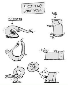 Funny pictures about First time doing yoga really confused me. Oh, and cool pics about First time doing yoga really confused me. Also, First time doing yoga really confused me. Yoga Beginners, Beginner Yoga, Yoga Meme, Yoga Humor, Gym Humor, Workout Humor, Workout Motivation, Yoga Girls, Funny Quotes