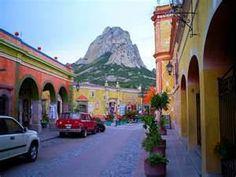 Peña de Bernal, Querétaro México