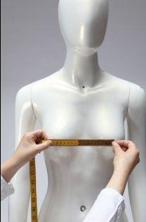 Ecartement poitrine: cette mesure ce prend de pointe de poitrine à pointe de poitrine; il est préférable de porter un soutien gorge pour prendre cette mesure. Couture, Deco, Bra, Dress, Decor, Deko, Haute Couture, Decorating, Decoration