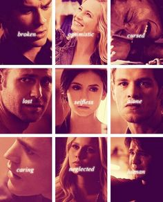 Who is your favorite?--The Vampire Diaries
