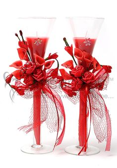 This Valentine, create a romantic ambiance with these romantic candles Valentine Gifts, Valentines Day, Romantic Candles, Candle Set, Ferns, True Love, Gift Ideas, Table Decorations, Create