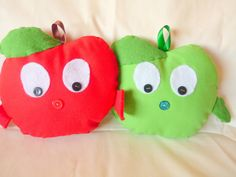 """Items similar to Apple Hug """"Get Well Soon"""" Stuffed Plushie Hug on Etsy Feeling Under The Weather, Sending Hugs, Get Well Soon, Country Farmhouse, Friend Birthday, Plushies, Apple, Throw Pillows, Handmade Gifts"""