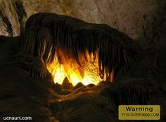 Funny picture: Carlsbad Caverns National Park