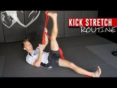To kick higher work daily on your stretch for high kick flexibility. Stretching is very important to achieve the high kick flexibility you desire. Stretches For Flexibility, Flexibility Training, Strength Training, Stretching, Post Workout Stretches, Exercise, Jka Karate, Bubble Butt Workout, Height Growth
