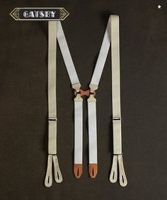 Great Gatsby Collection Suspenders