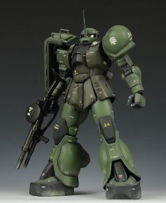 GundamModelKits.com: MG Zaku I