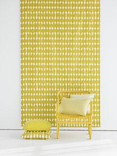 vilma mustard back up fabric