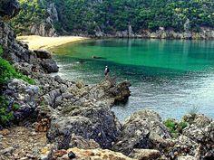finikounda-Greece Beautiful Islands, Beautiful Places, Hidden Places, Belleza Natural, Ancient Greece, Tourism, Paradise, Scenery, Places To Visit