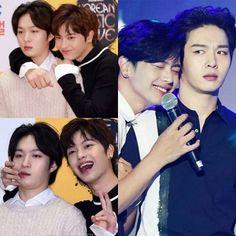Changsub and Sungjae